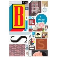 英文原版 Building Stories 建筑的故事 老屋记 图像小说 Chris Ware 克里斯・韦尔作品 艾斯纳大奖漫画 纽约时报畅销书 图画漫画小说