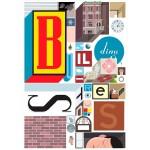 包邮Building Stories 建筑的故事 老屋记英文原版进口 图像小说 Chris Ware克里斯・韦尔作 艾