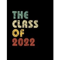 【预订】The Class of 2022: Vintage Composition Notebook For Note