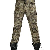 特种兵迷彩裤男 军迷户外四季战术裤蛙服作战CS战术服军迷装备