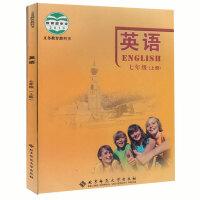 七年级英语上册教科书 北师版 7七年级上册英语书课本初1初一上册北京师范大学出版社教育部审定教科书学生用书初中英语