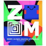 缩放-穿越正方形的史诗之旅 ZOOM Through Squares 英文儿童艺术启蒙