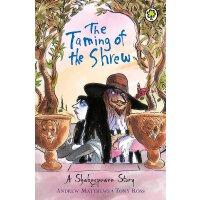 【现货】英文原版 莎士比亚儿童读本:驯悍记 (64页)A Shakespeare Story: Taming of t