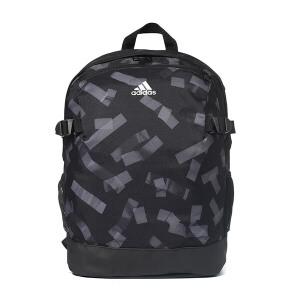 adidas阿迪达斯男子女子双肩包2018大容量学生包运动配件BR9087