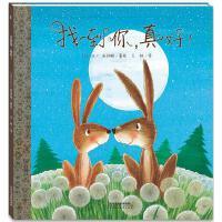 暖绘本.找到你.真好 (比)G.V.西纳顿 绘本 天津人民美术出版社有限公司找到你,真好!