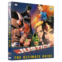DC原版漫画 DC Comics Justice League The Ultimate Guide 正义联盟完全指南