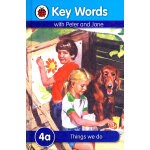 Key Words: 4a Things we do 关键词4a:我们做的事情 ISBN 9781409301165
