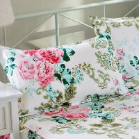 枕套 枕套单人枕头套床上用品枕套一对 48cmX74cm