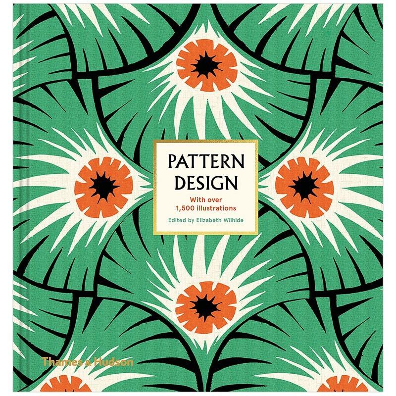 pattern design 图案设计 进口原版设计图书图片