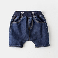 男童短裤3岁韩版牛仔裤儿童裤夏装男宝宝休闲裤小童潮装