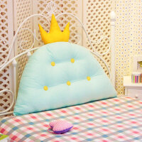 韩式公主房大抱枕 床头靠垫靠枕 儿童韩版大靠背 120cm *90cm
