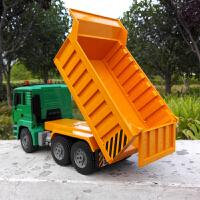 控车卡车货车工程车充电自卸车运输玩具车
