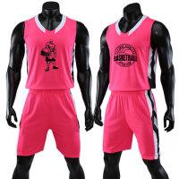 简约篮球服篮球衣定制迷彩队服团购印号定做篮球服球衣定制死神球服