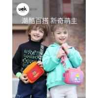 uek儿童斜挎包男女孩包包可爱时尚女童小包斜跨单肩包网红小挎包