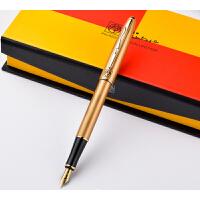 毕加索PS-916土豪金铱金笔钢笔笔尖0.5当当自营