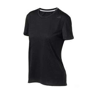 adidas阿迪达斯女装短袖T恤2018年新款跑步运动服S94414