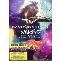 戴维.嘉雷特-音乐圣殿DVD( 货号:78888051623)