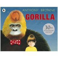 Gorilla 大猩猩  英文原版儿童绘本