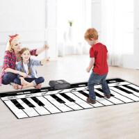 幼儿童宝宝脚踏电子琴跳舞脚踩钢琴毯益智男女孩1-9周岁礼物 玩具