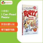 凯迪克图书 I Can Read Rappy系列3册