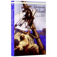 Treasure Island 金银岛 英文原版小说 世界经典名著 Robert Louis Stevenson罗伯特路