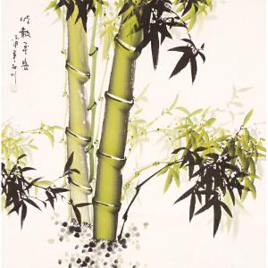 石川《竹报平安》DD686801