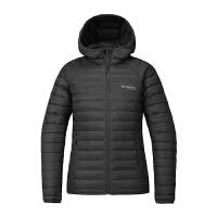 哥伦比亚(Columbia) 羽绒服女户外防水3D热能800蓬鹅连帽羽绒服WR0185