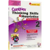 SAP Conquer Thinking Skills & Heuristics 2 二年级攻克数学系列 应用题思维和