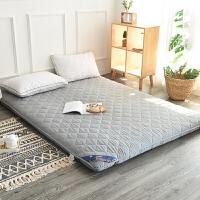 色加厚榻榻米床垫 宿舍日式简约床垫 地板多规格磨毛立体床垫