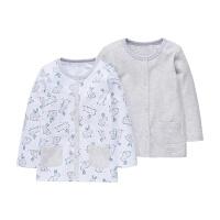 【618大促 全场低至19元起】GagouTagou儿童外套婴儿春秋季男童休闲上衣宝宝外出长袖外套0-1岁男宝宝