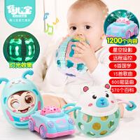 儿童玩具3-6-12个月摇铃宝宝益智早教手摇铃牙胶