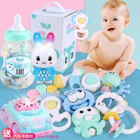 宝宝7儿童5玩具4礼盒3-6个月0-1周岁手摇铃牙胶9婴儿2小孩子8