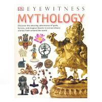 【首页抢券300-100】DK Eyewitness Mythology 目击者系列 神话 DK出版社 少年科普读物 全