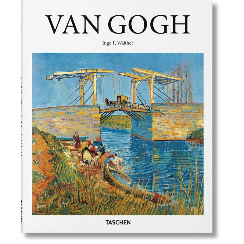 梵高画册作品集 Van Gogh 大师梵高绘画精选 美术书籍油画书 收藏书籍 绘本设计教材集 古风 素描 油画书 绘画书 绘画教程 大师画