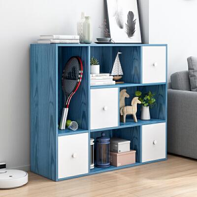 【特价】书架简易桌上置物架简约现代学生用宿舍书柜收纳办公书桌面小书架 支持* 小身材 省空间