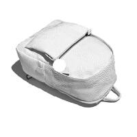 大背包 男蛇纹新款旅行包男士休闲双肩包学院风潮背包设计皮质书包背包运动包旅游