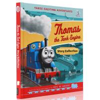 托马斯和他的朋友们3个故事合集Thomas the tank engine story collection 英文原版