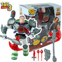 玩具总动员巴斯光年手办盒装发声人偶模型儿童公仔礼物