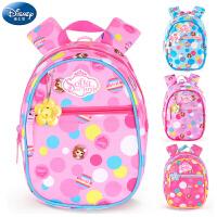 迪士尼幼儿园书包女童小班背包女孩宝宝儿童双肩包1-2-3周岁