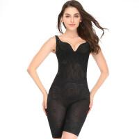 无痕连体塑身衣收腹衣服薄款束腰美体束身塑形提臀减肚子