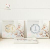 孕妇妈妈孕期周数宝宝出生月份创意纪念贴纸