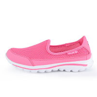 KELME卡尔美 K16X501 女式健步运动鞋 透气网面镂空休闲鞋 轻便健行鞋