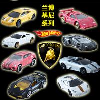 风火轮兰博基尼模型 合金小跑车车模DWF21儿童学生男孩玩具小汽车