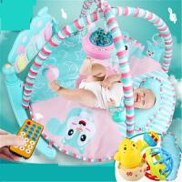 婴儿健身架器脚踏钢琴女宝宝新生儿玩具3-6-12个月女孩0-1岁男孩 h2z