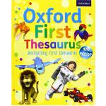 OXF FIRST THESAURUS HB 2012《牛津分类词典》精装版(新版本) 当当5星级英文学习工具词典