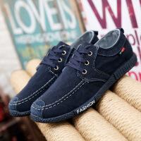 男鞋韩版帆布鞋休闲低帮板鞋运动学生鞋棉鞋