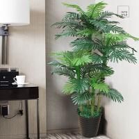 假树仿真树室内装饰假树仿真树客厅大树仿真植物盆栽落地假花室内装饰塑料花绿植葵树