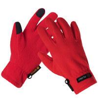 防风加厚抓绒保暖户外全指手套 男女保暖透气户外骑行开车抓绒手套抓绒手套