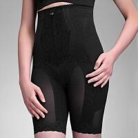 女士性感塑身美体内衣 高腰收腹瘦腰提臀中束裤 黑色 马克中裤