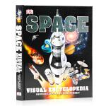 DK 太空视觉百科全书 Space Visual Encyclopedia 英文原版 宇宙太空科普百科读物 精装 图解